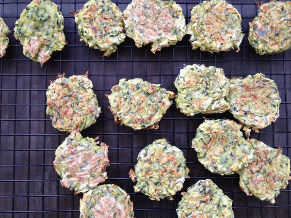 Photo: Gluten-Free Zucchini Fritters