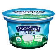 Stonyfield Organic OIKO'S Greek Yogurt