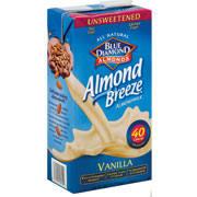 Blue Diamond Almond Breeze