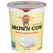 Brown Cow Yogurt