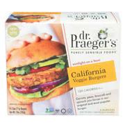 Dr. Praeger's Burger