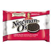 Newman's Own Organics Newman-O's Cookies