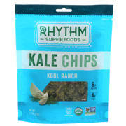 Rhythm Raw Kale Chips
