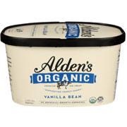 Alden's Organic Ice Cream