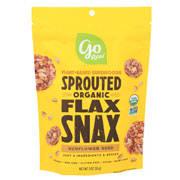 Go raw Flax Snax