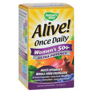 Nature's Way Alive! Once Daily Ultra