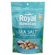 Royal Hawaiian Macadamia Nuts