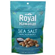 Royal Hawaiian Orchards  Macadamia Nuts