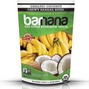 Barnana, Organic Banana Snack