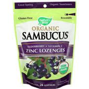 Nature's Way Sambucus Zinc Lozenges