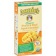 Annie's Homegrown, Organic Macaroni