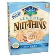 Blue Diamond, Nut-Thins