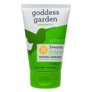 Goddess Garden, Sunscreen SPF 30