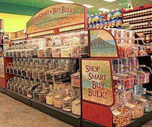 Photo: Down to Earth Bulk Section