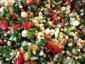 Photo: Chickpea Salad w/ Fresh Herbs