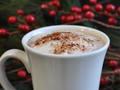 Photo: Cup of Hot Vanilla Bean Cocoa