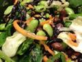 Photo: Edamame and Hijiki Salad