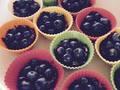 Photo: Raw Blueberry Pies
