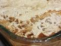 Photo: Gluten Free Vegan Lasagna in a White Sauce