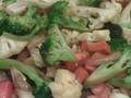 Photo: Garlic Vegetable Sauté