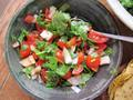 Photo: Sweet and Spicy Tomato Salad