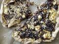 Photo: Sesame Onion & Goat Cheese Tart
