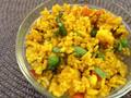 Photo: Turmeric Garlic Fried Rice