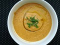 Photo: Bowl of Creamy Carrot Soup
