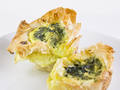 Photo: Spinach Quiche
