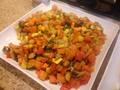 Photo: Roasted Summer Vegetables