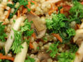 Photo: Warm Wheat Berry Salad