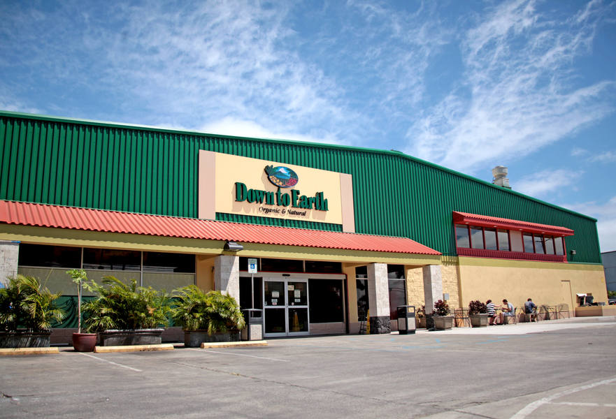 Photo: Down to Earth Kahului Store
