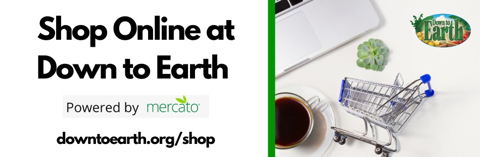 Shop Online at Down to Earth: Powered by Mercato