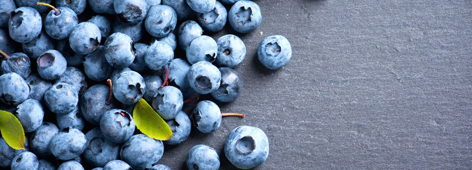 Photo: Fresh Blueberries