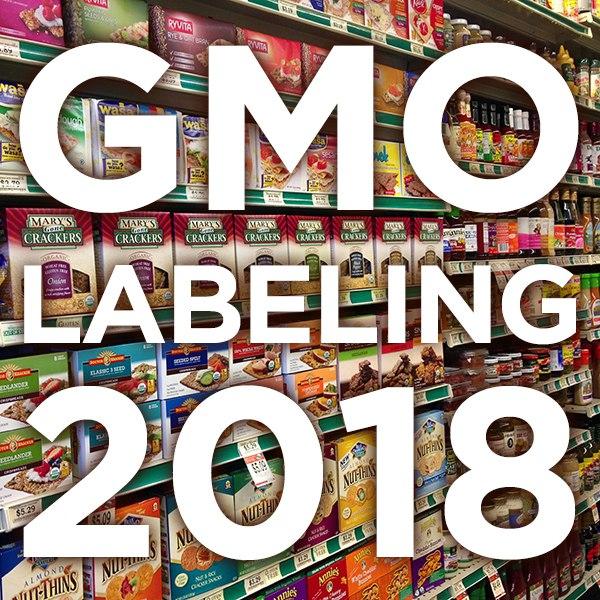 GMO Labeling 2018