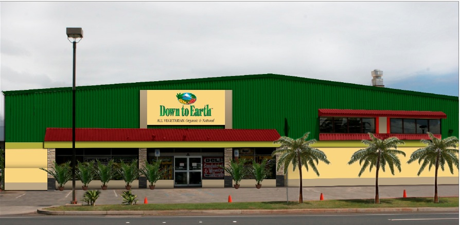 Photo: Down to Earth Kahalui Store
