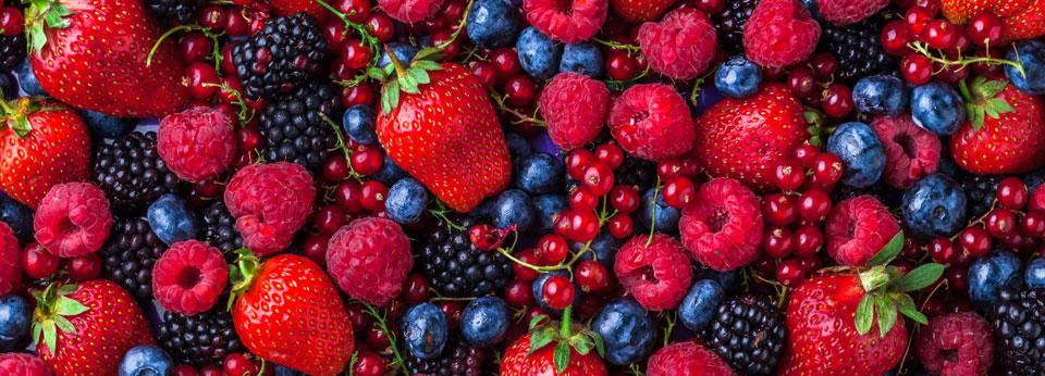 Photo: Fresh Berries