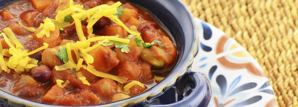 Photo: Vegetarian Chili
