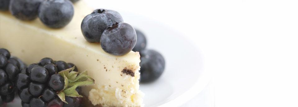 Photo: Blueberry Cheesecake