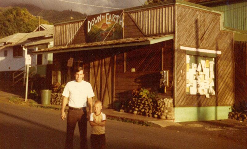 Photo: First Down to Earth Store in Wailuku, Maui