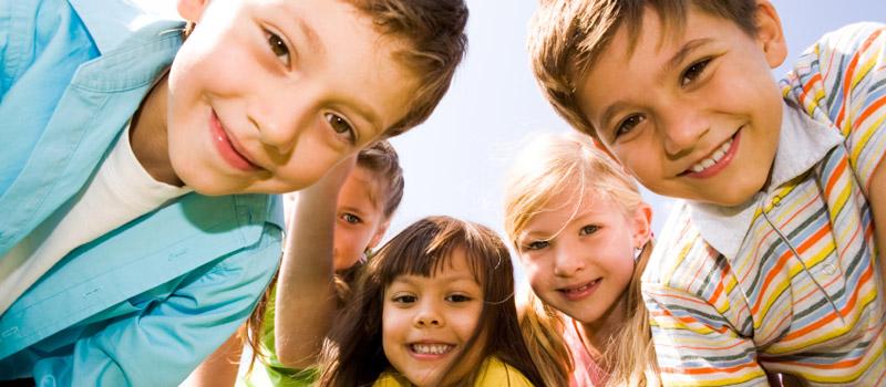 Photo: Children Smiling