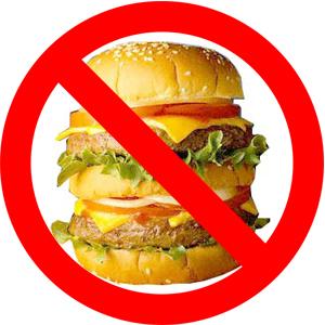 No Burgers