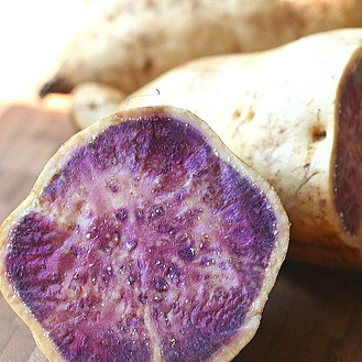 Photo: Okinawan Sweet Potato