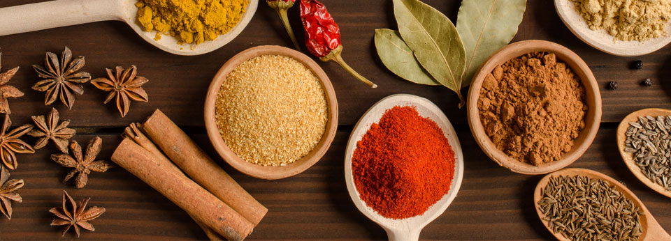 Photo: Spices